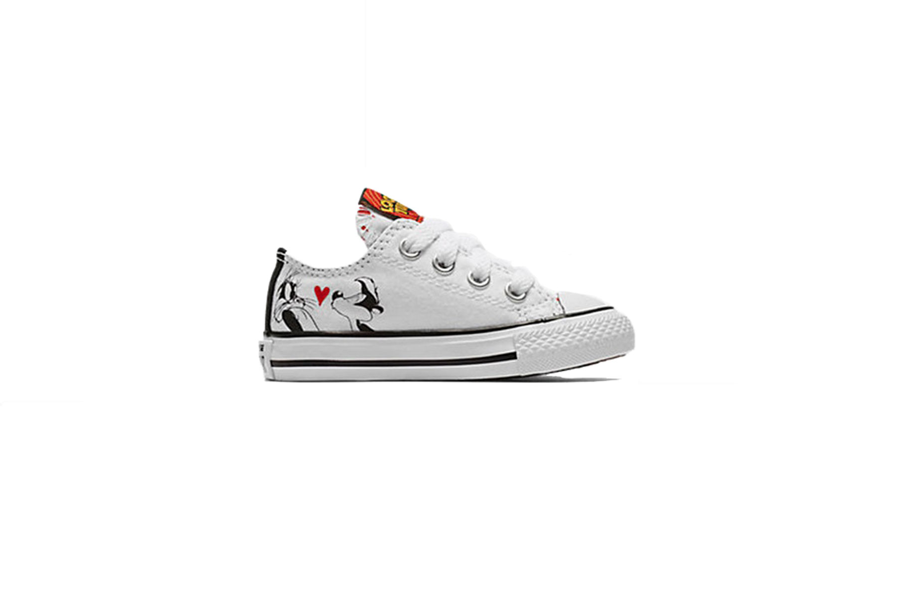 valentine's day gift guide kids sneaker edition hello kitty puma nike freshly picked converse dr martens skechers looney tunes vans authentic