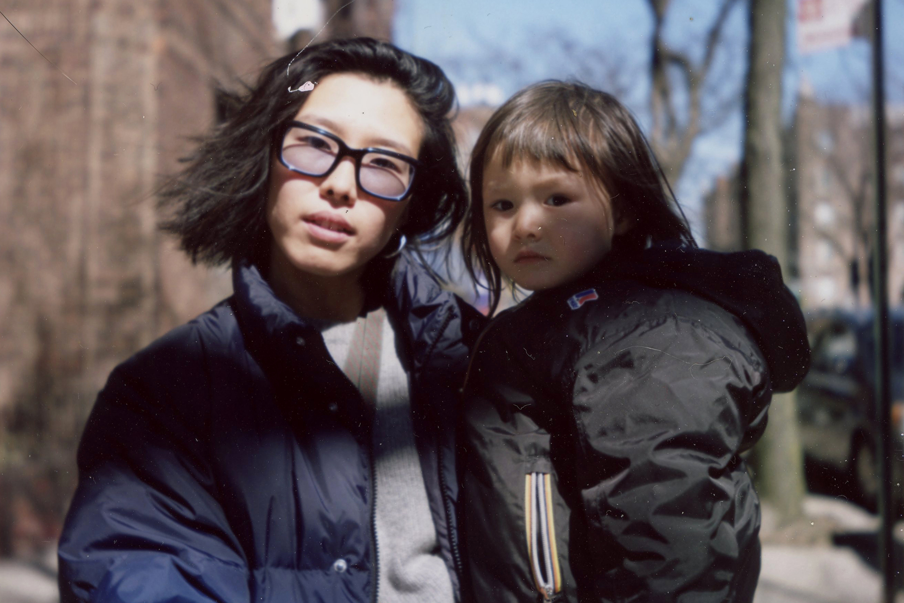 two bridges new york city kids unisex label brand childrenswear clothing where to buy kathy lo interview sage photographer mom mother son
